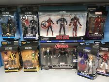 MARVEL LEGENDS LOT!! INCL TRU AGENTS OF SHIELD, LOKI, SPIDER MAN & Many More