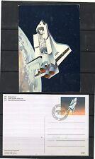 Suiza Aviación Espacio Entero Postal primer día año 1981 (DF-330)