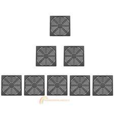 PC Dust Filter 120X120mm Computer Case Fan Guard Grill Dustproof Black hu4d