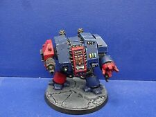 Cybot der Crimson Fists Space Marines BEMALT