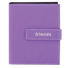 Pioneer EXP-57 Pocket Expressions Photo Album -Lavender Friends Hold 36 Pix 5x7*