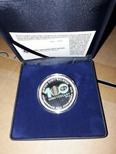 Malaysia 100th Anniversary Malaysian Palm Oil Industry Proof coin 2017 Silver