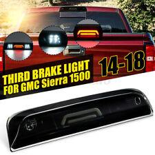 Led Third 3rd Brake Light Cargo Lamp For 14-18 GMC Sierra Chevy Silverado 1500