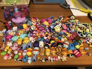 Toy Lot Tsum Tsum Little Pet Shop Fingerlings Shopkins