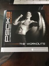 P90X3 DVD 9-disc Set Extreme Fitness Accelerated BeachBody