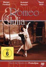 DVD - Romeo & Julia (1966) - Margot Fonteyn, Rudolph Nureyev & David Blair