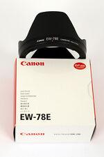 CANON paresoleil EW-78E pour EF-S 15-85 f/3,5-5,6 IS USM