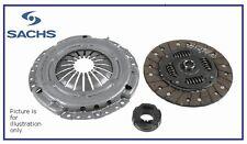 SACHS Clutch Kit for Citroen C2 C3 Nemo & Peugeot 206 207 1007 Bipper - 1.4 HDI