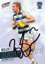 ✺Signed✺ 2013 GEELONG CATS AFL Card BILLIE SMEDTS