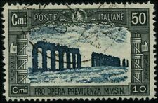 Italy 1930 stamps commemorative USED Sas 273 CV $41.80 180617245