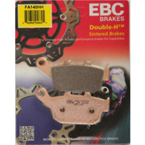 EBC Sintered HH Brake Pads Left Rear Buell Xb12Scg Lightning Low