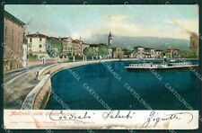 Brescia Maderno Battello cartolina QK7079