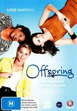 Offspring: The Complete Second Season 2 - Region 4 - PAL (4-Discs) - Very Good