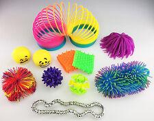 Fidget Fiddle Kit with free bag - SEN / Special Needs Toys / Autism / Travel