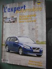 Volvo S40 / V50 depuis 2004 diesel : revue technique rta EA 474