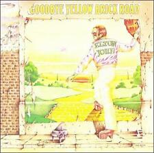 ELTON JOHN Goodbye Yellow Brick Road CD Collectible Like New 1973