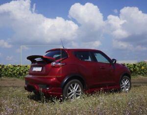 Rear  Spoiler for trunk lid Nissan Juke