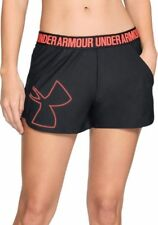Under Armour 1318146 Women's Play Up Short 2.0 Graphic