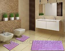 Tappeti da bagno rosa | eBay