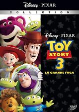 TOY STORY 3 - DISNEY PIXAR (DVD) ITALIANO, NUOVO