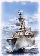 HMS ANDROMEDA - LIMITED EDITION ART (25)