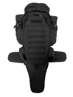 Military Tactical Backpack w Rifle Holder Bag Hiking Trekking Camping Daily EDC