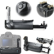 Vertical Battery Grip Pack for Canon EOS 7D Mark II DSLR Camera