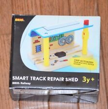 BRIO Smart Track Repair Shed Email Central