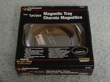 "PERFORMANCE TOOL MAGNETIC TRAY 5.5"" ROUND NIB"