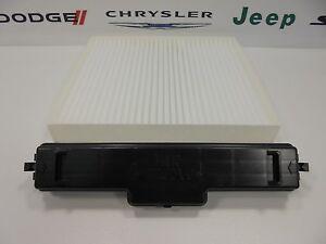 09-17 Chrysler Ram 1500 2500 3500 Dodge New Cabin Air Filter Access Door Mopar