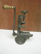 L F & C Universal #3 Meat Grinder-Food Chopper New Britain Conn.- Christmas Gift