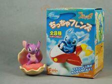 F-Toys Disney LILO And STITCH Shell Cake Topper Figure Decoration K1307 E