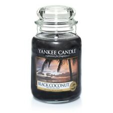 Yankee Candle Black Coconut Grosses Glas 623 G