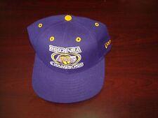 LOS ANGLES LAKERS 2012  NEW ERA FITTED SZ 7  HAT CAP RETRO VINT SCRIPT NEW