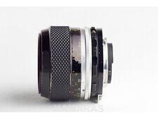Objetivo colección MICRO NIKKOR 55mm F3.5 3.5/55mm para Nikon F F2 Nikkormat