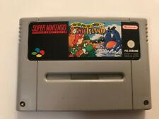 Super Nintendo SNES Spiel - Super Mario Land 2 Yoshis Island