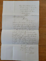 1856 Copy of report of Valuation Land Anniston Arbroath