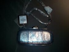 New York Designer Rafe - Mary Alice Golden Leaf Clutch Evening Purse  $550