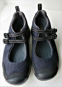 KEEN, Sz 38 -W 7.5, Mary Jane Double Strap Flats, Hiking, Wide & Comfy