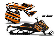 AMR Racing Sled Wrap Ski Doo Rev XM Snowmobile Graphics Kit 2013-2014 IN LINE O
