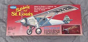 Spirit of St. Louis Balsa Airplane Model Kit,Guillow's 807