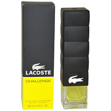 Lacoste Challenge by Lacoste for Men - 3 oz EDT Spray