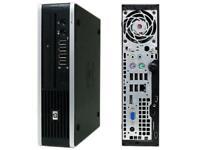 Fast Reliable Office/Media PC HP USFF 8000 Dual Core 8GB Ram 1TB SSD WIFI Win10