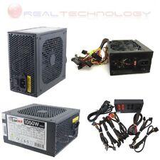 ALIMENTATORE MODULARE 1050 W ATX 6 SATA 2 IDE 1050 WATT VENTOLA 14CM DESKTOP PC