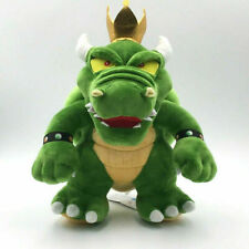 Super Mario King Koopa Bowser Plush Toy Stuffed Animals Doll 12 inch Kids Gift