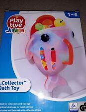 Collector bath toy