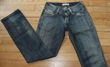 LEVIS 570 STRAIGHT FIT Jeans pour Femme W 25 - L 32  Taille Fr 34  (Réf #S310)