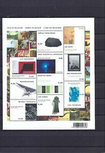 [G146105] Belgium N°BL124 Art MNH ** FV € 4,40 SUPERB