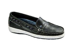 Dubarry Capri Ladies Deck Shoe Sailing Casual Loafer Slip-On Non Marking Shoe