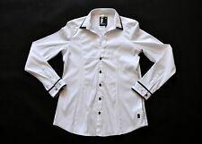 G-STAR CONTRAST SHIRT WMN Women's Shirt Damen Hemd Gr. XL weiß/ white